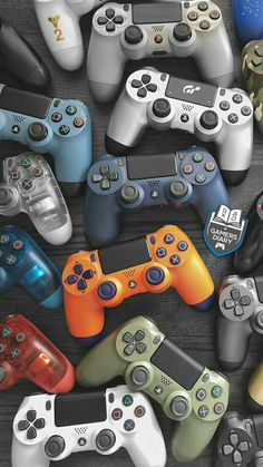 controllers sick pictures about PlayStation including gamer shots and to see where VR is going, is VR here to stay as a gaming console or is it commercial. Natur Wallpaper, Ps Wallpaper, Game Wallpaper Iphone, Supreme Wallpaper, Graffiti Wallpaper, Galaxy Wallpaper, Best Gaming Wallpapers, Dope Wallpapers, Video Game Rooms