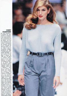 Cindy Crawford -1990