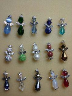 Tassel Earrings Beaded Statement Earrings Square Bohemian Handmade Fringe Drop Dangle Earrings for Women Girls – Fine Jewelry & Collectibles Beaded Crafts, Jewelry Crafts, Handmade Jewelry, Rhinestone Crafts, Angel Earrings, Beaded Earrings, Beaded Bracelets, Beaded Christmas Ornaments, Christmas Jewelry