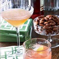 French 75   Mixologists around the world make this fizzy, lemony drink with gin, but New Orleans bartenders opt for cognac.