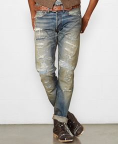 Denim & Supply Ralph Lauren Slim-Fit Owens Jeans