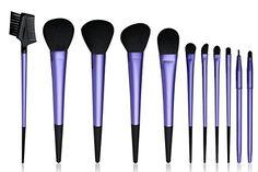 BS-MALL(TM) Professional Makeup Brushes + Professional Makeup Brush Case (11pcs Purple) BS-MALL http://www.amazon.com/dp/B011KFFYOK/ref=cm_sw_r_pi_dp_fjn-vb0XXP5VS