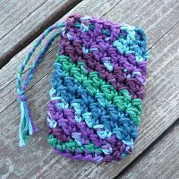 Free Soap Saver Pattern (from my blog) - great for stocking stuffers, camping, kids, elderly, etc.