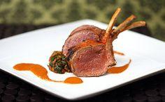 City restaurant Cinnamon Kitchen shares head chef Vivek Singh's recipe for lamb with saffron sauce.