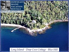 See 1 photo from visitors to Downeast Maine Vacation Rentals. Maine Vacation Rentals, Blue Hill, Coastal Cottage, Long Island, Things To Do, Tours, Deep, Places, Things To Make