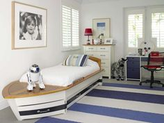 Perfect ship bed (=)
