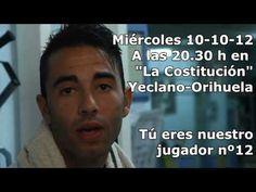 Apoyo al Yeclano Deportivo por Gimnasio Lucasport  y www.yecaofertas.com.wmv