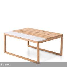 """Natürlich und stilvoll präsentiert sich der Beistelltisch """"Ferron"""" von Flamant. Aus massivem Holz gefertigt, kennzeichnet sich der Tisch durch besondere…"""