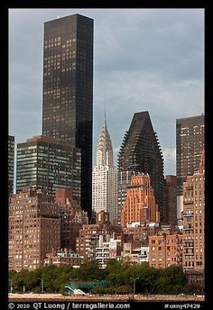 The Trump World Tower May be the trump tower, but the Chrysler building is still the best!!