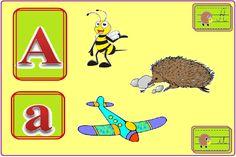 Imagini pentru planse litere de tipar