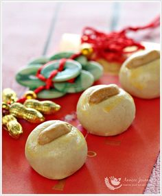 Peanut Butter Cookies 花生酥饼 CNY 2015 | Anncoo Journal - Come for Quick and Easy Recipes