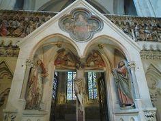 Master of Naumburg, Rood screen of Naumburg Cathedral
