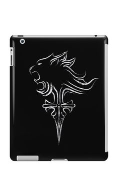 """""""G.F. Griever - Silver Vintage Edition"""" iPad Cases & Skins by Lidra   Redbubble"""