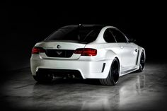 BMW m3 widebody