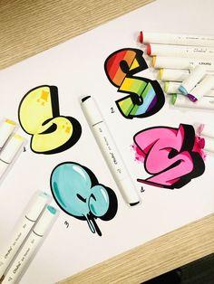 Graffiti Art Drawings, Graffiti Text, Graffiti Words, Graffiti Doodles, Graffiti Lettering Fonts, Graffiti Writing, Best Graffiti, Graffiti Designs, Graffiti Wall Art
