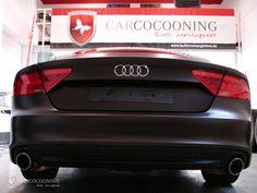 Folierung eines Audi A7