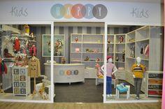 Solución tienda de #ropa de niños en #Retif. Encuentra todo lo que necesitas para tu #tienda.