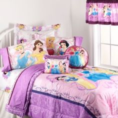 Disney Princess Twist of Fate bedding