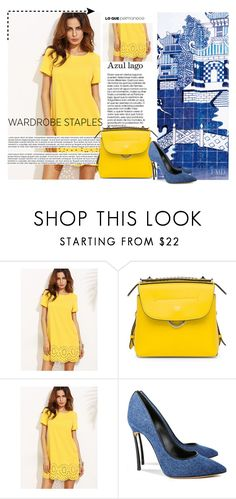 """""""classics"""" by tobash21 ❤ liked on Polyvore featuring Fendi and Casadei"""