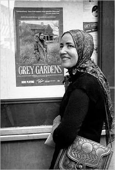 Little Edie Beale - love me some Grey Gardens!!!!!!