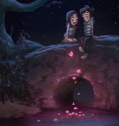 Romantic Illustrations by Zac Retz Art And Illustration, Illustrations, Cute Couple Drawings, Cute Couple Art, Animation, Painting Love Couple, Art Amour, Love Cartoon Couple, Art Mignon