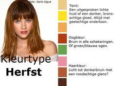 Accentueer je haarkleur met warme tinten zoals bijvoorbeeld rode accenten of kopergoud. Alle warme bruintinten zoals goudbruin, karamel en kastanje zijn ook geschikt voor dit kleurtype.