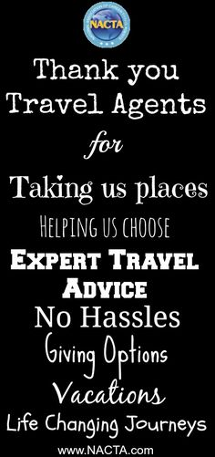 Us Agencies Quote You Tell Us Why Should Anyone Use A Travel Agent Statravelau .