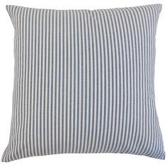 Ira Cotton Throw Pillow