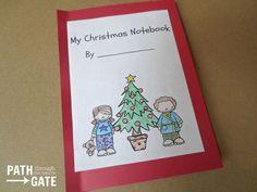 Christmas notebook 5