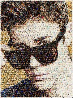 JB Collage those are all pics of justin made one big pic of Justin