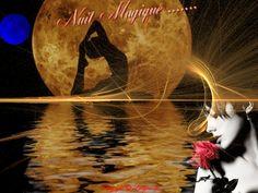 nuit divine et magique