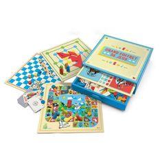 Jeujura Súbor 200 hier v boxe Monopoly, Triplets, Bedroom, Educational Toys, Games, Crates, Wood, Yard Sticks, Casket
