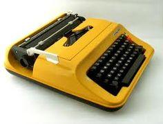 ...typewriter