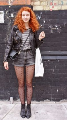 So in Love with London street style at the moment...you cant tell me that grunge, i-have-been-up-partying-it-up-in-the-big-bad-city meets the fashionista look doesn't just go together perfectly#Repin By:Pinterest++ for iPad#