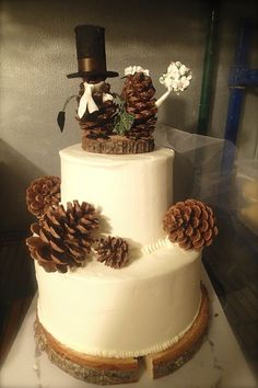IDoWED is a style savvy wedding and event magazine serving all of Idaho. Cakes, Desserts, Food, Tailgate Desserts, Deserts, Essen, Cake, Dessert, Pastries