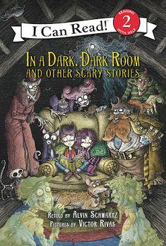 Víctor Rivas Ilustrador: In a Dark, Dark Room and other scary stories.