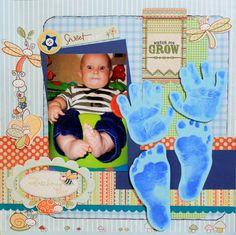Watch me grow - Scrapbook.com