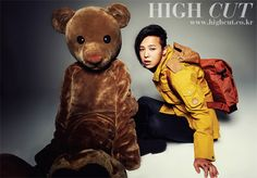 High Cut Shares Extra Photos Of G-Dragon & METS' Lee Min Ho and Yeo Jin Goo From Its 70th Issue