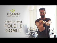 Esercizi per polsi doloranti   Equilibrio Pilates - YouTube