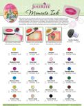 Momento Ink Colors - PDF at JustRite Stampers