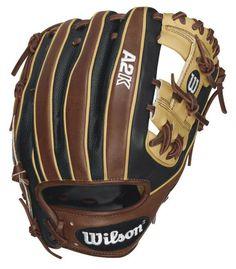 "Wilson A2K 1788 SS 11.25"""" Infield Baseball RHT Glove WTA2KRB161788SS"
