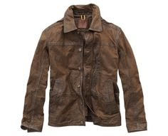 Tenon Leather Bomber by Timberland.