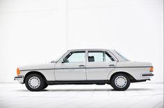 MERCEDES W123 280E 1978