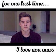 I can't believe Connor left O2l today! I still love and support him!
