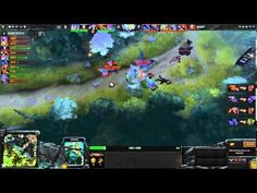 Union Gaming PE Vs ROOT-gaming.com(game1)[Red Bull Battle Grounds Dota 2]