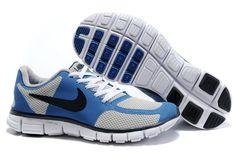 detailed look 651cb 040d2 Nike Free 7.0 V2 Mens Grey blue black Adidas Iniki Runner, Nike Shoes  Outlet,