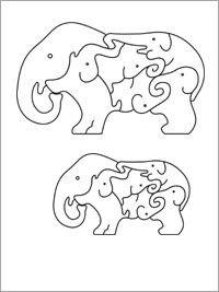 LOBZIK - ЛОБЗИК - Мульти-слон - Выпиливание - База документов