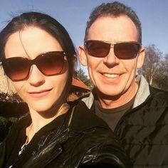 #love #autumn #sun #couple