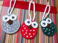 Instant Download PDF Crochet Pattern Christmas by HanJanCrochet
