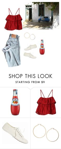 """""""Untitled #129"""" by fleur-de-neige ❤ liked on Polyvore featuring J.Crew and Topshop"""